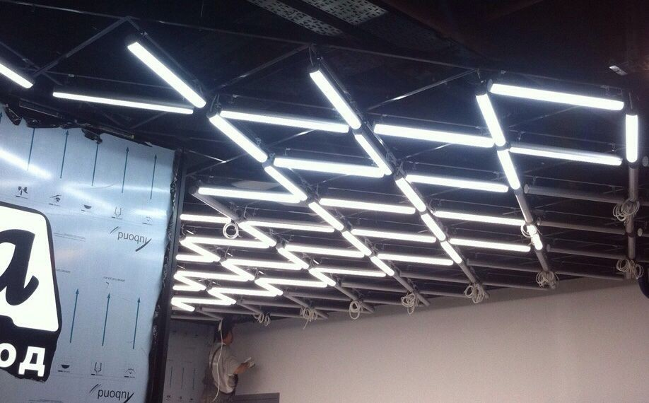 Светодиодный светильник ДСО 05-60-50-Д